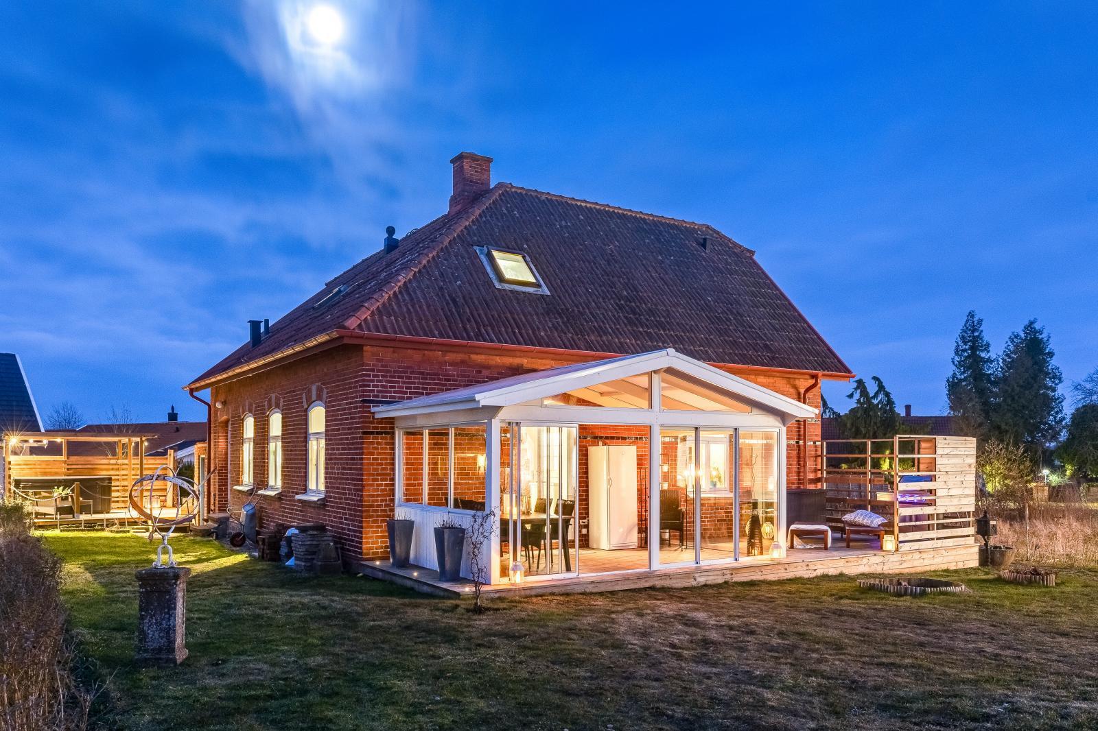 Denna sekelskiftsvilla klickades näst mest i Malmö vecka 9.