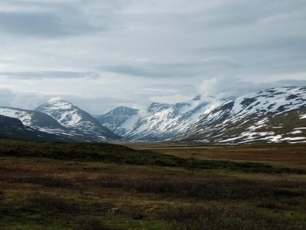 Sarek, Lappland