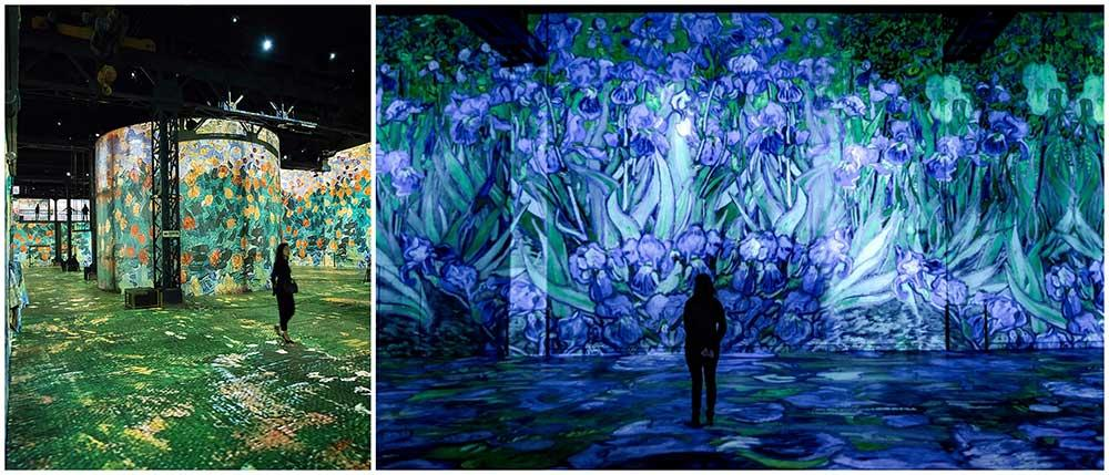 Kliv in i Van Goghs konstverk.