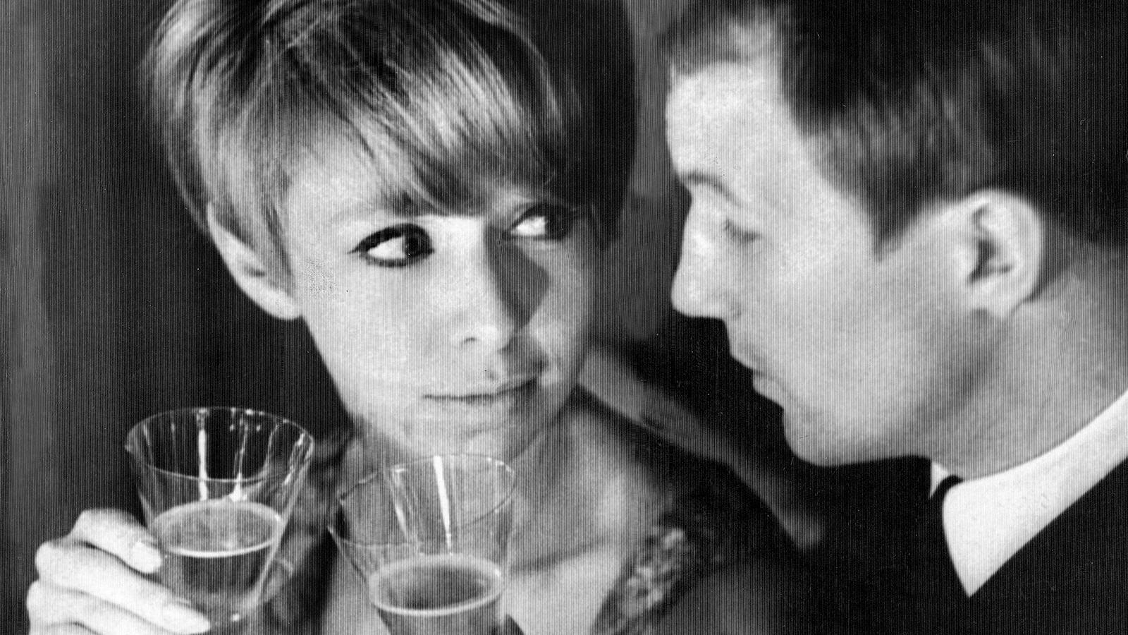 Anita Lindblom var gift med boxaren Bosse Högberg 1966–1970.