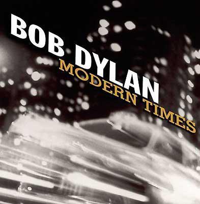 "Albumet ""Modern Times"" kom 2006."