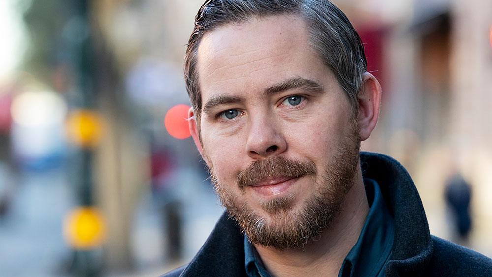 Eric Rosén, biträdande redaktör, Aftonbladet.