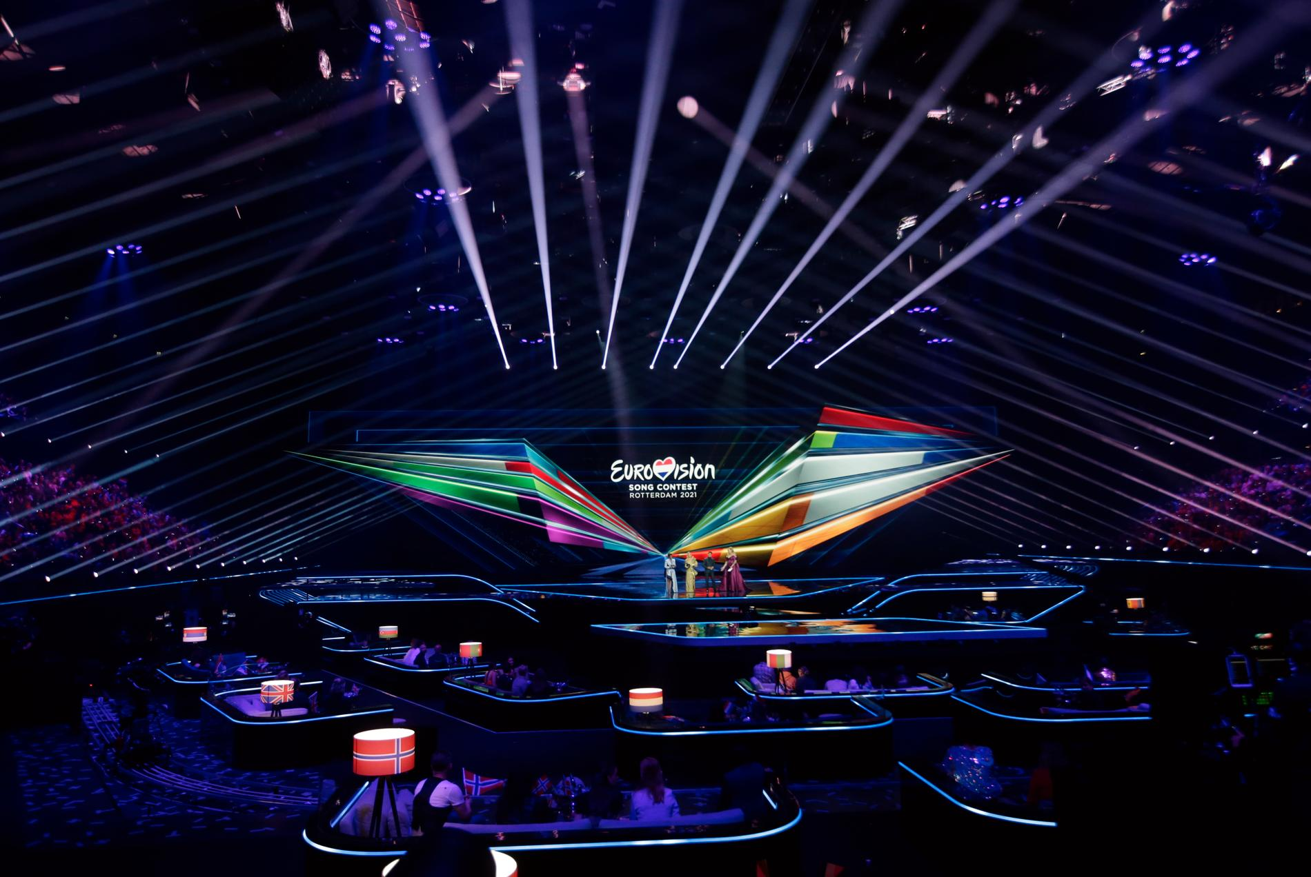 Eurovision song contest.