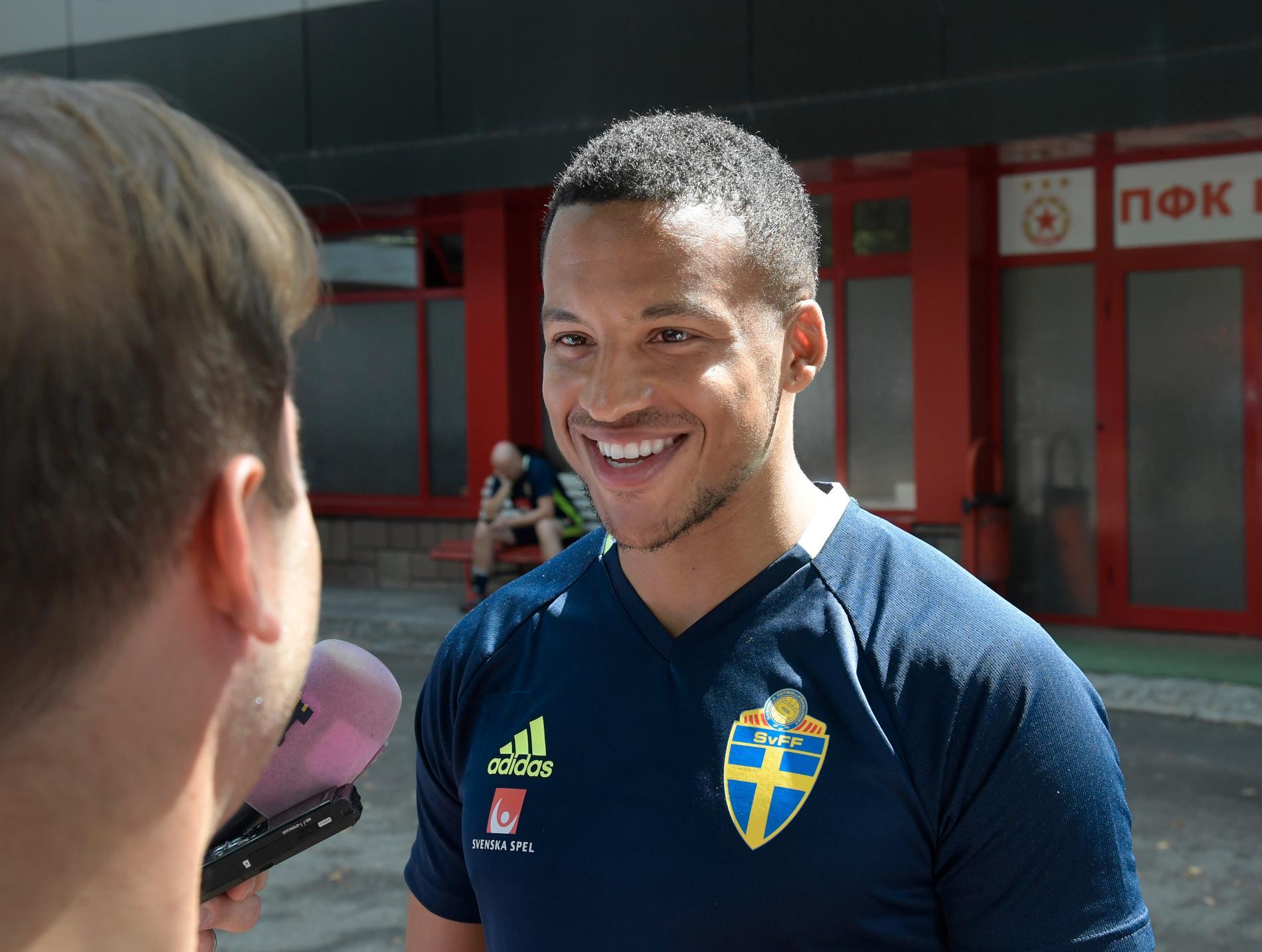 Martin Olsson.
