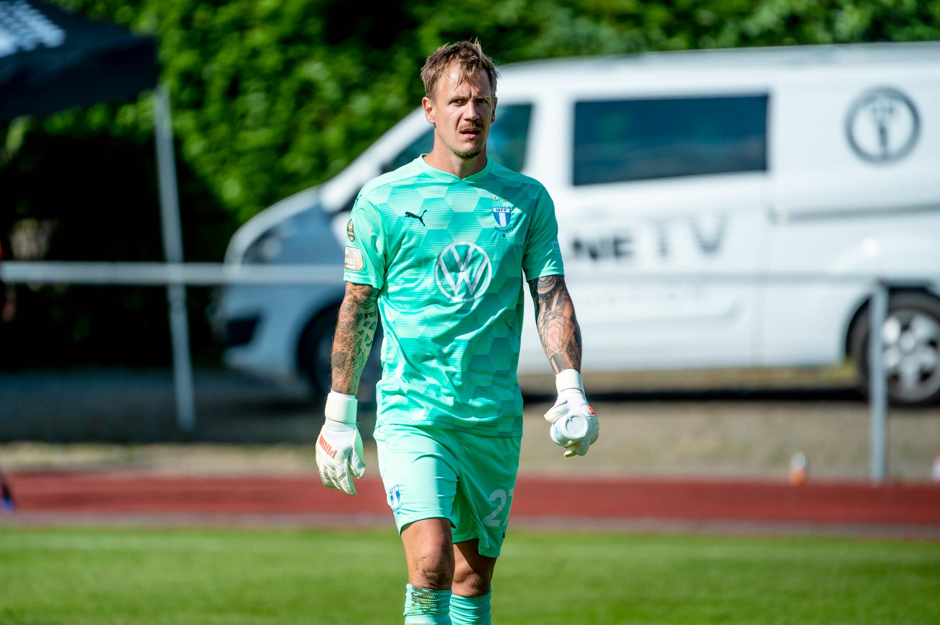 Johan Dahlin blir en nyckelspelare för Malmö borta mot Ludogorets i jakten på Champions League.