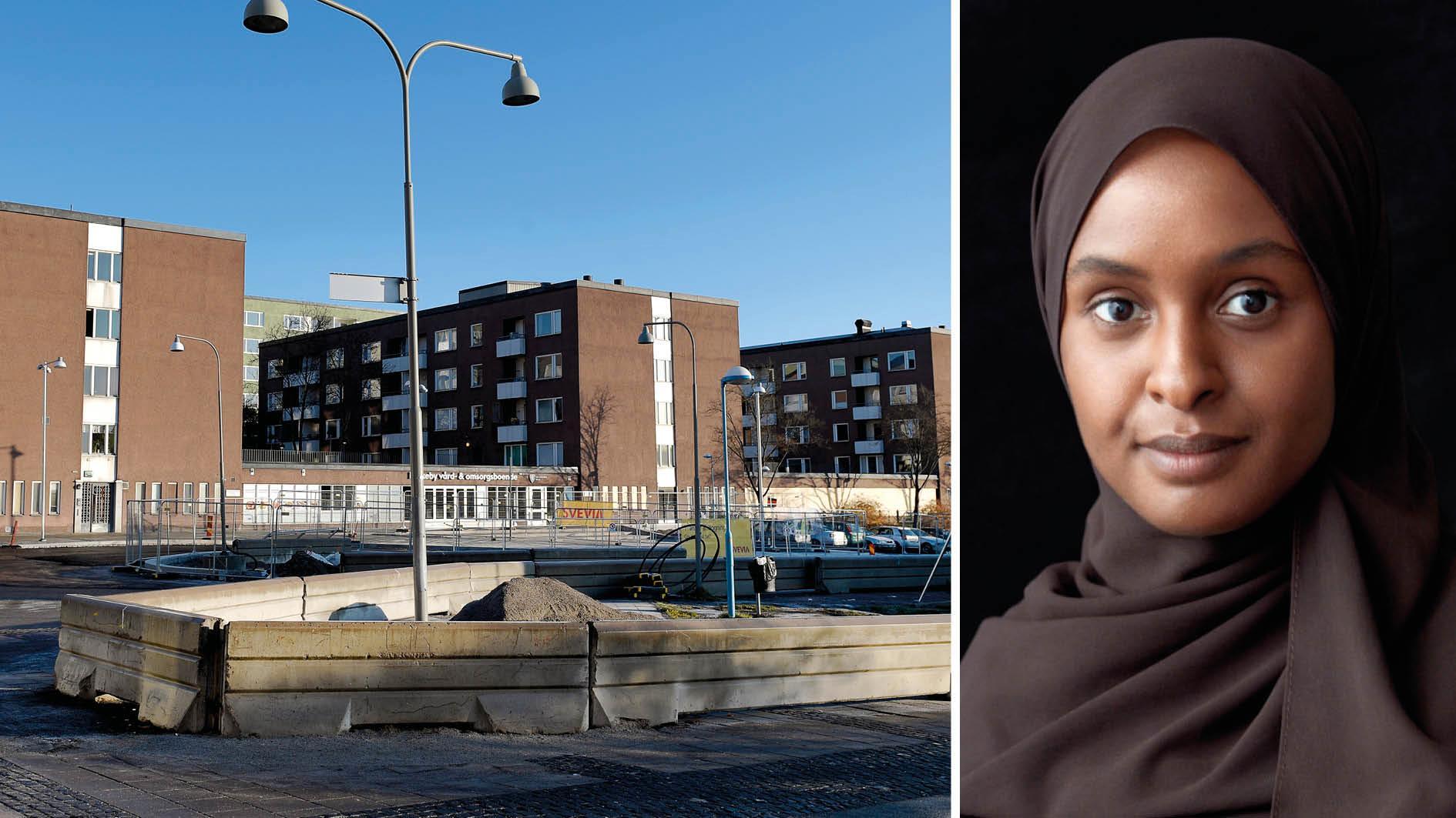 Det finns en enorm potential och tusentals talangfulla individer i förorterna. Vi har dessvärre ett samhälle där alla inte har samma förutsättningar för att nå sin fulla potential. Det vill vi ändra på, skriver Deqa Abukar.