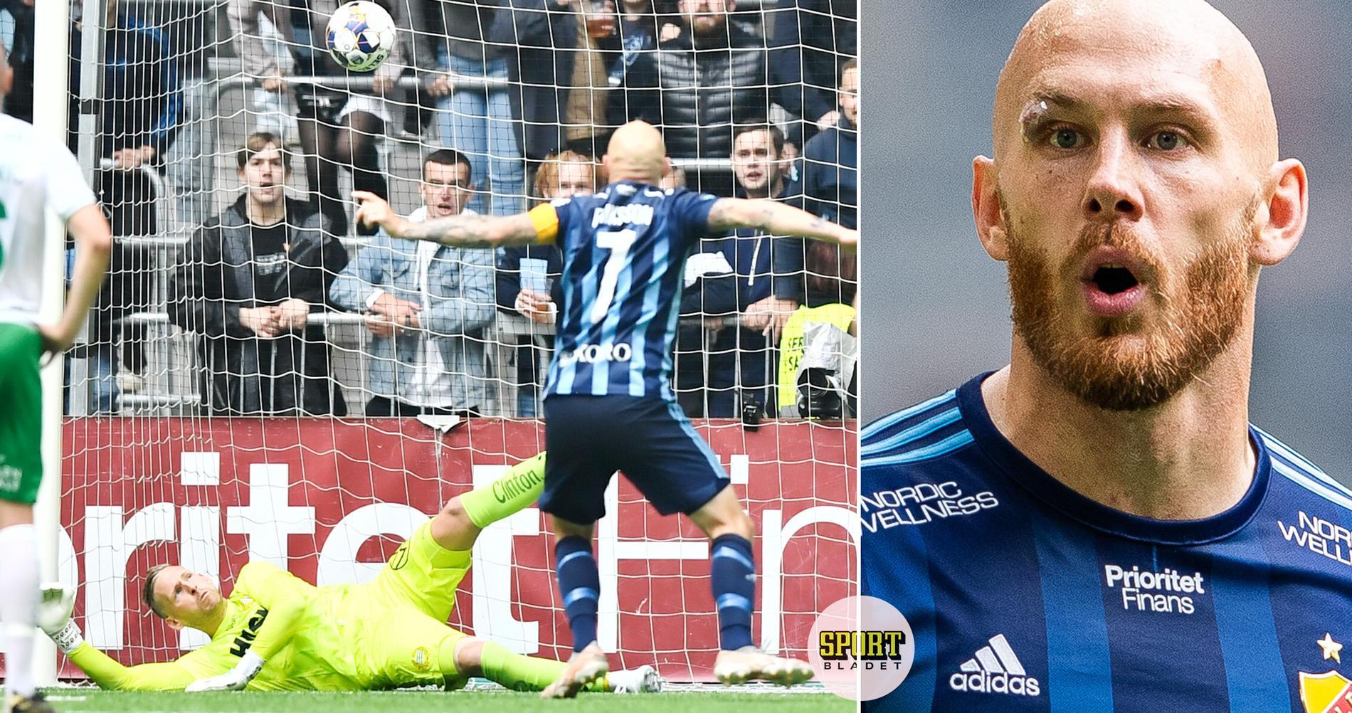 "Eriksson brände straff – trots scoutning: ""Aldrig igen"""