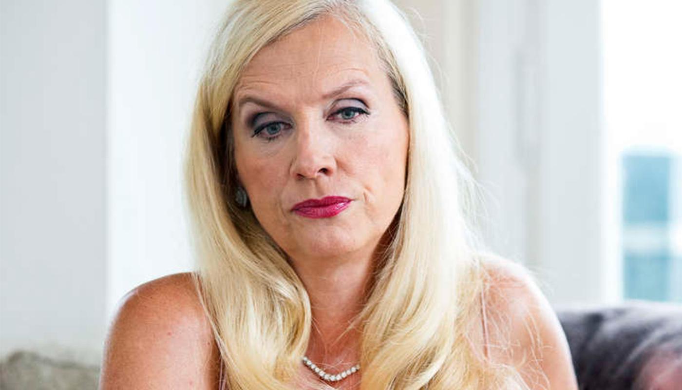 Gunilla Persson missade Kristallen.