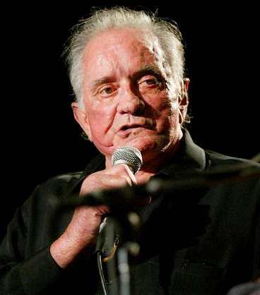 Johnny Cash blev 71 år