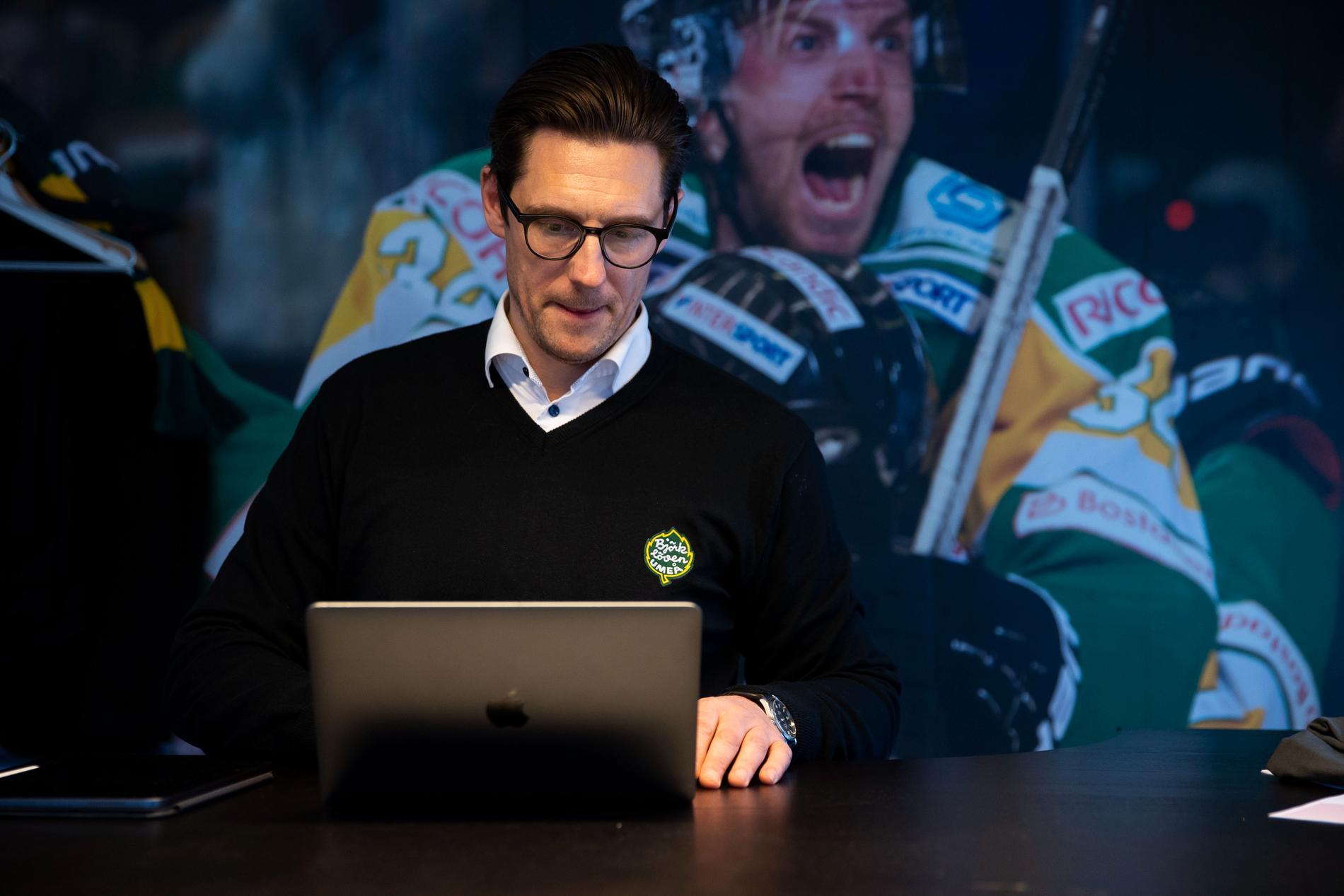Anders Blomberg.