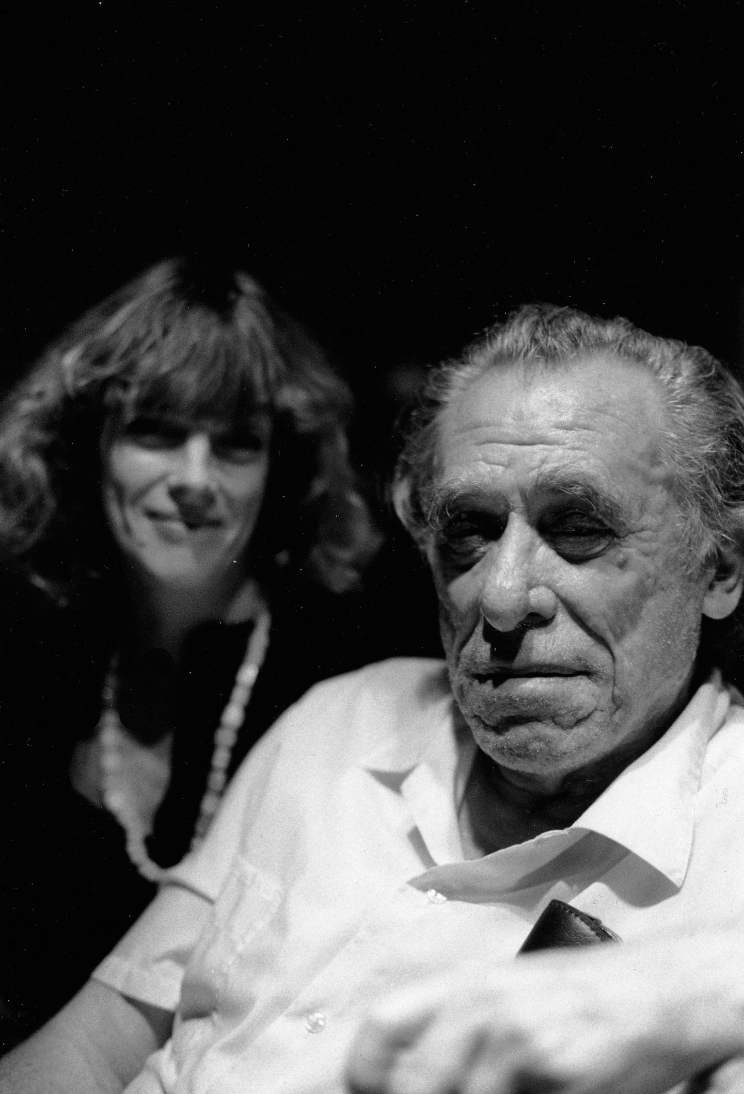 Charles Bukowski (1920–1994).