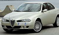 Alfa Romeo 156.