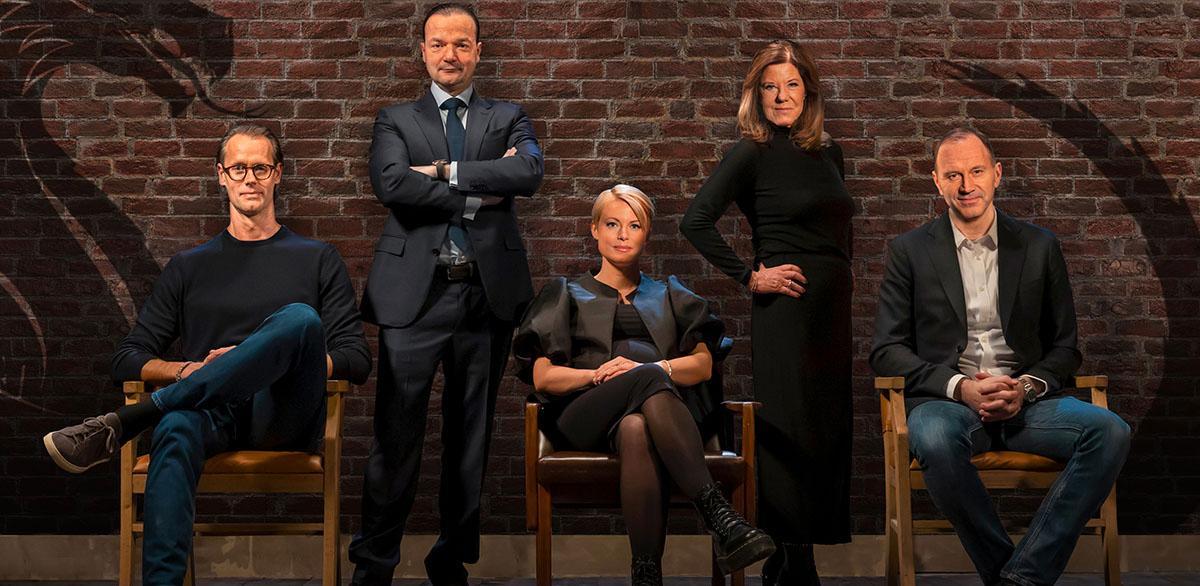 """""""Draknästet"""" är tillbaka i SVT."""