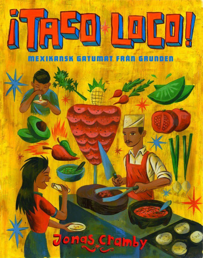 Bli galen i tacos med Taco Loco.