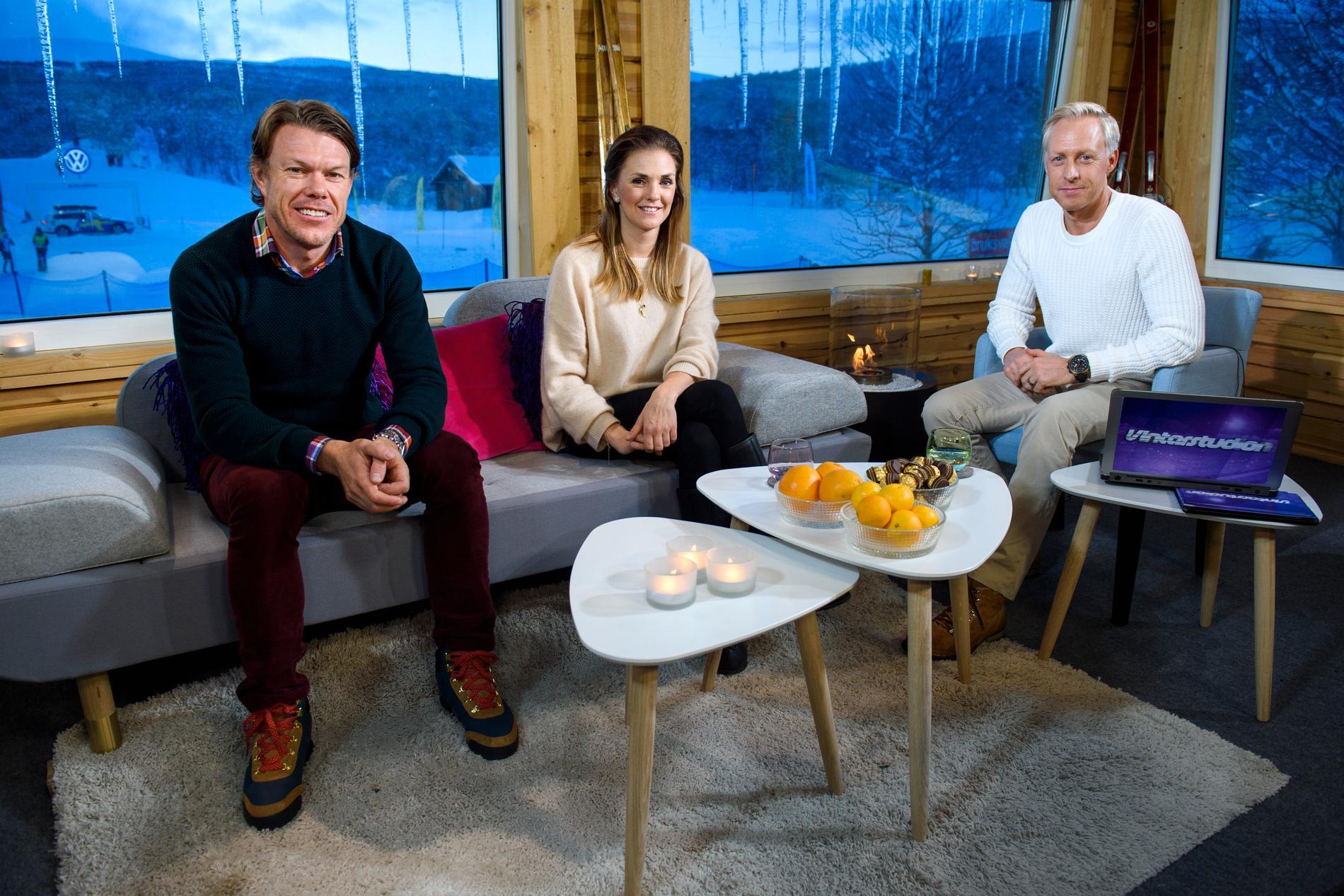 Vinterstudion har varit SVT stora publikdragare.