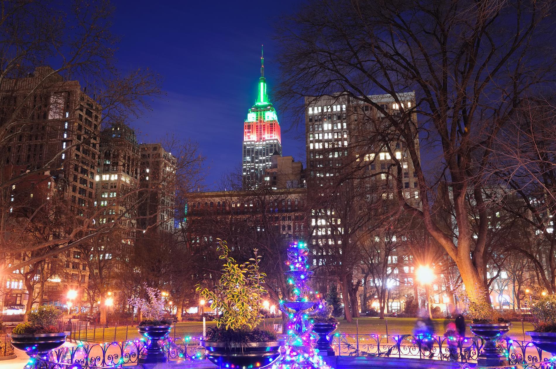 New York tog hem förstaplatsen i undersökningen.