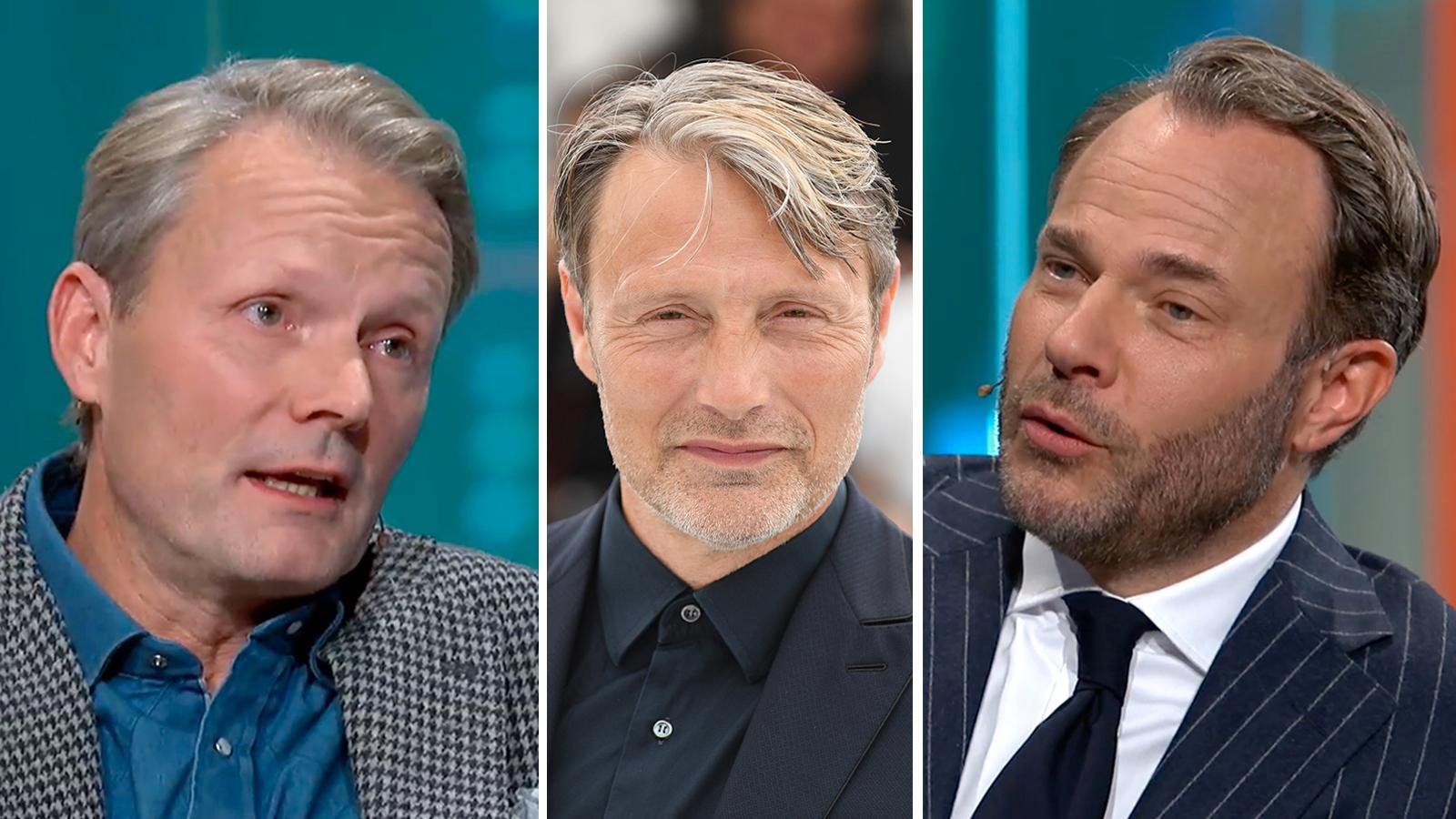 """Felix Herngren om svartsjukan: """"Inte så klädsamt"""""""
