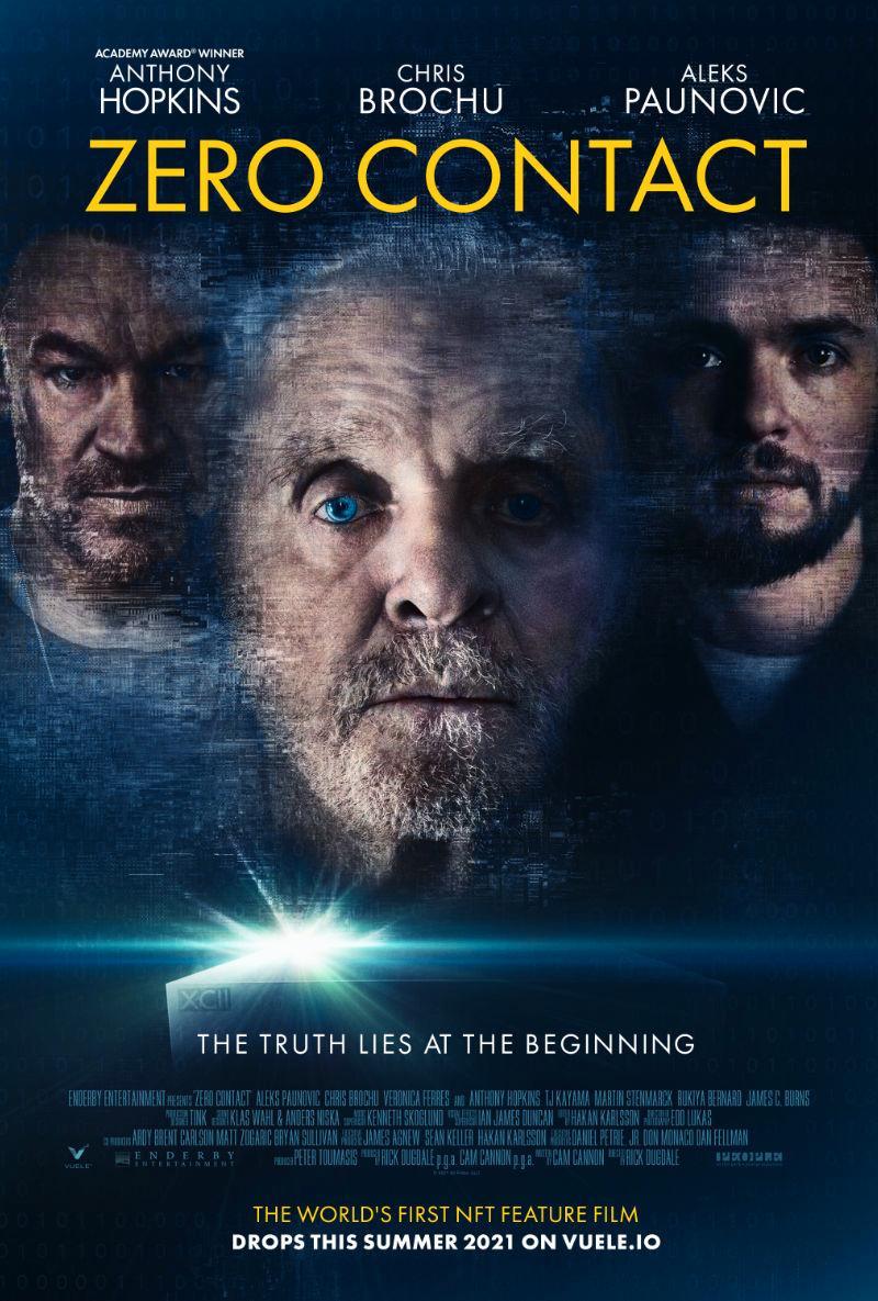 """Martin Stenmarck fick oväntat en framträdande roll i Anthony Hopkins nya film """"Zero contact"""""""