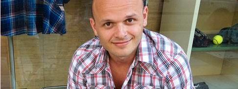 Sadri Shabani äger och driver succébutiken Kungs Frukt