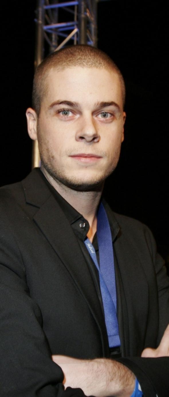 Producenten Pelle Porseryd.