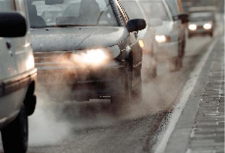 Stockholmsluften håller bra standard, men föroreningar finns ändå överallt.