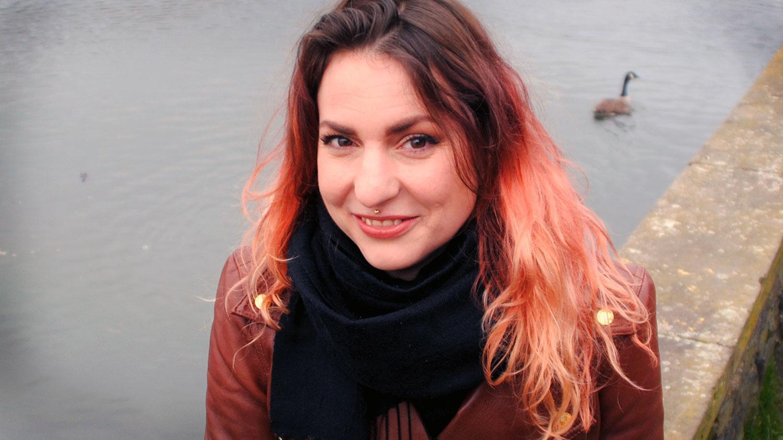 I dag är Amanda Reinsjö 34 år och arbetar som lärare i London.