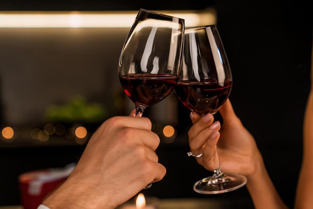 Tips på vinglas till höstens middagar.