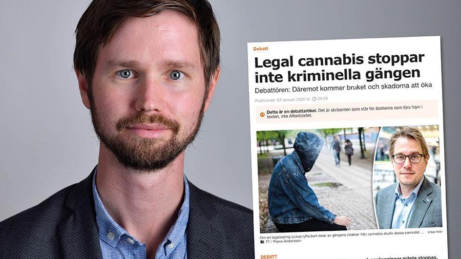 Att påstå att den förda narkotikapolitiken varit tillräcklig duger inte, då tar man inte problemen på allvar, skriver Rasmus Ling.