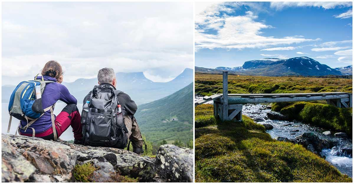 Allt fler väljer att semestra i fjällen och det finns minst lika mycket att göra i fjällen på sommaren som på vintern.