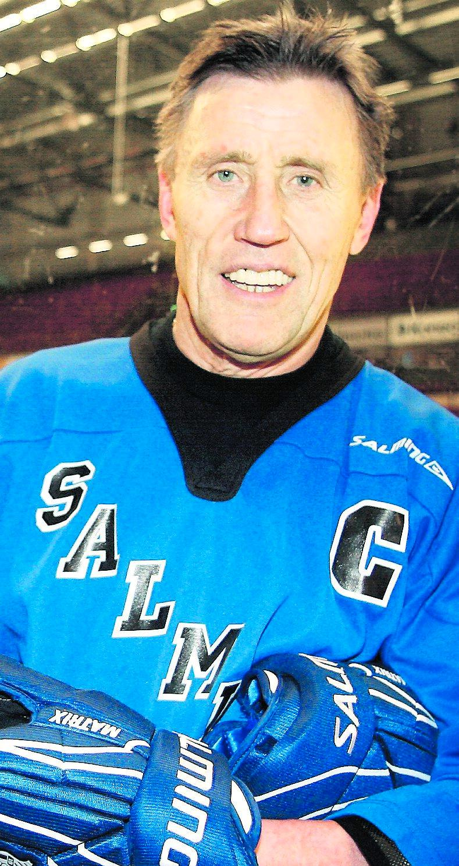 """""""man kör över norrland"""" Nu ger sig hockeylegendaren Börje Salming in i politikens värld. Bättre villkor för Norrland är en hjärtefråga."""