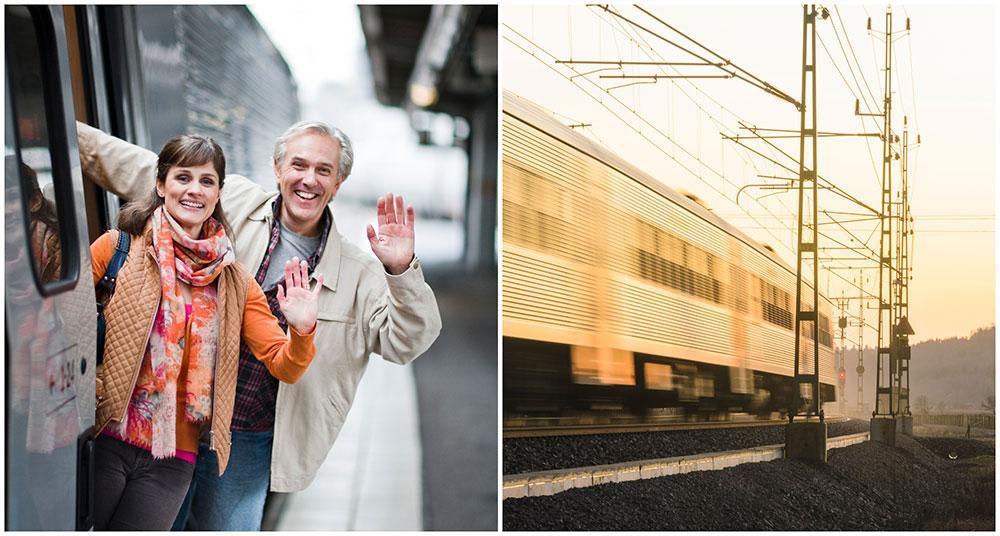 I sommar går nattåget mellan Stockholm och Jämtland varje natt-