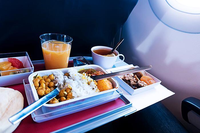 Hur maten ser ut är viktigt för vissa resenärer.
