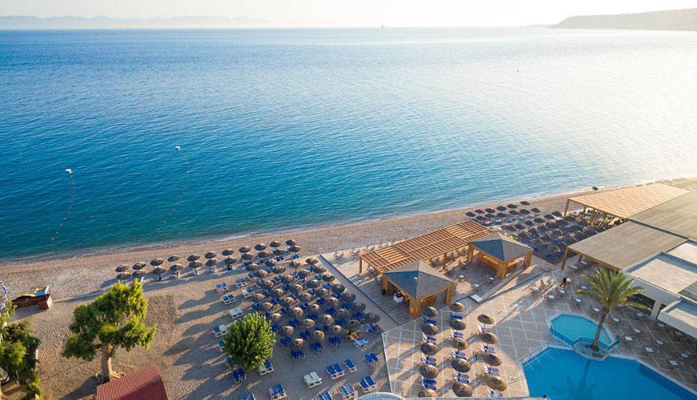 Avra Beach Resort, Rhodos – Grekland