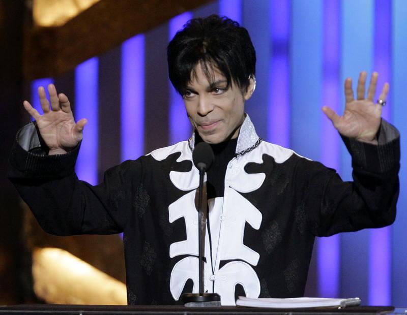 """Prince släppte singeln """"The breakdown"""" i hemlighet."""