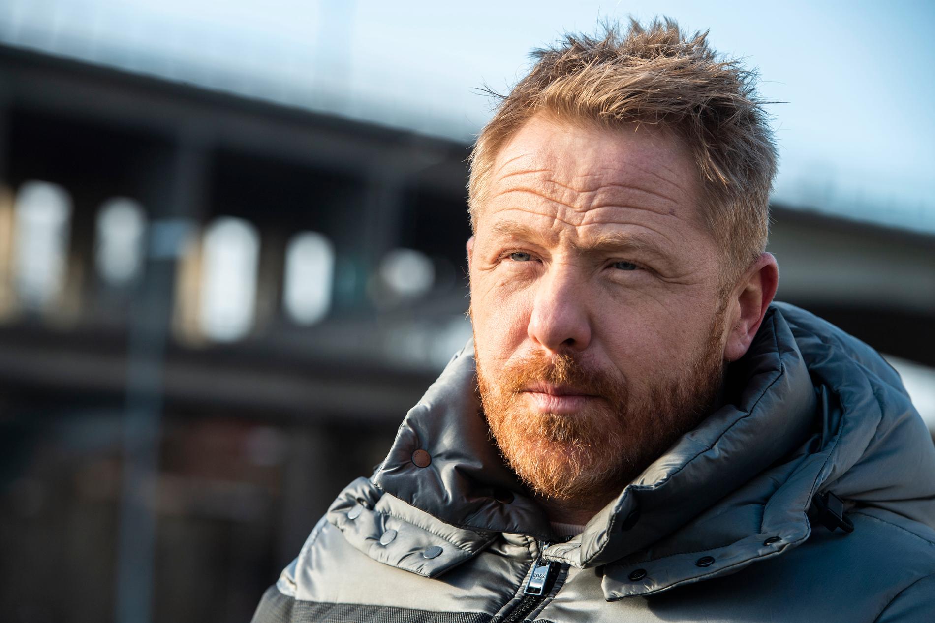 Fredrik Steen är kritisk mot Skatteverket.