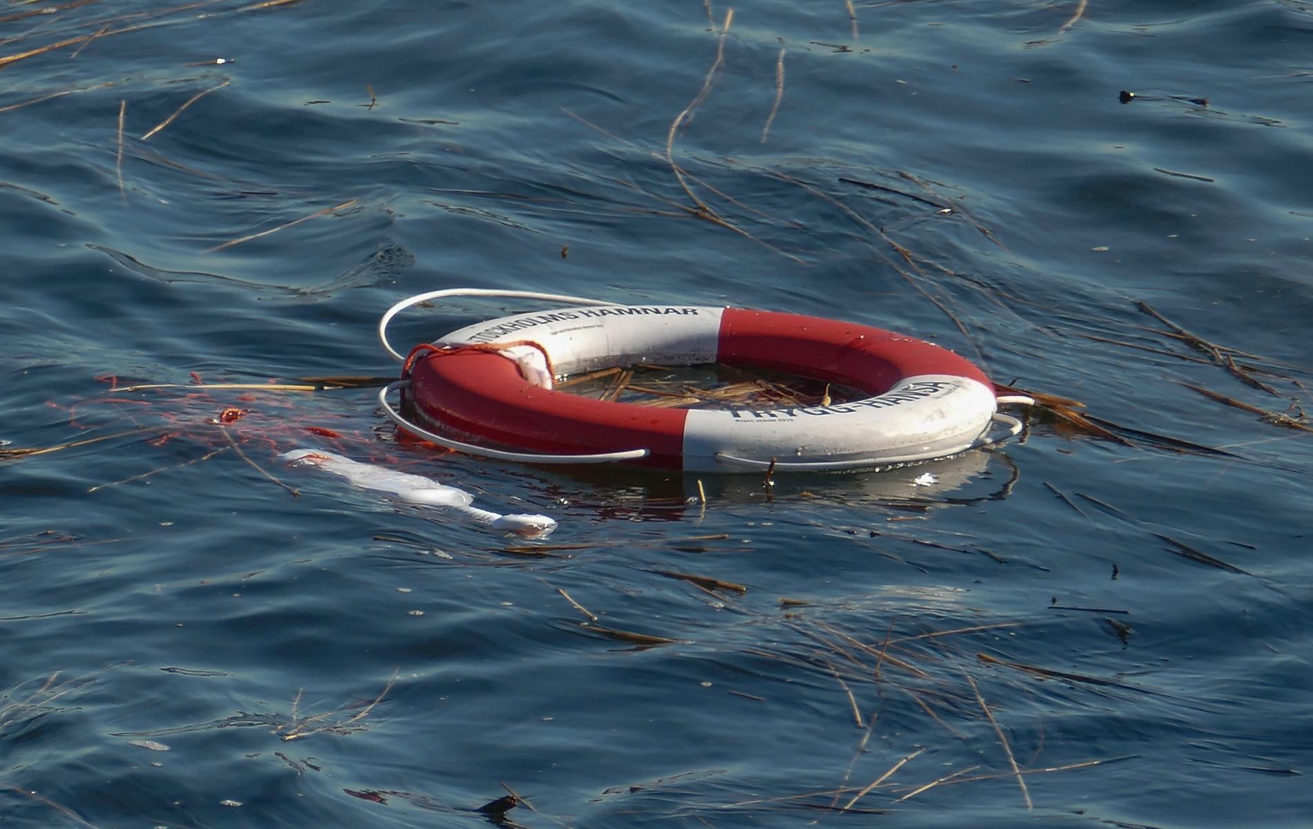 En kvinna omkom i en drunkningsolycka på lördagsförmiddagen. Arkivbild.