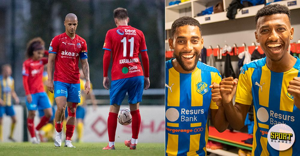 HIF och Östersund utslagna ur svenska cupen