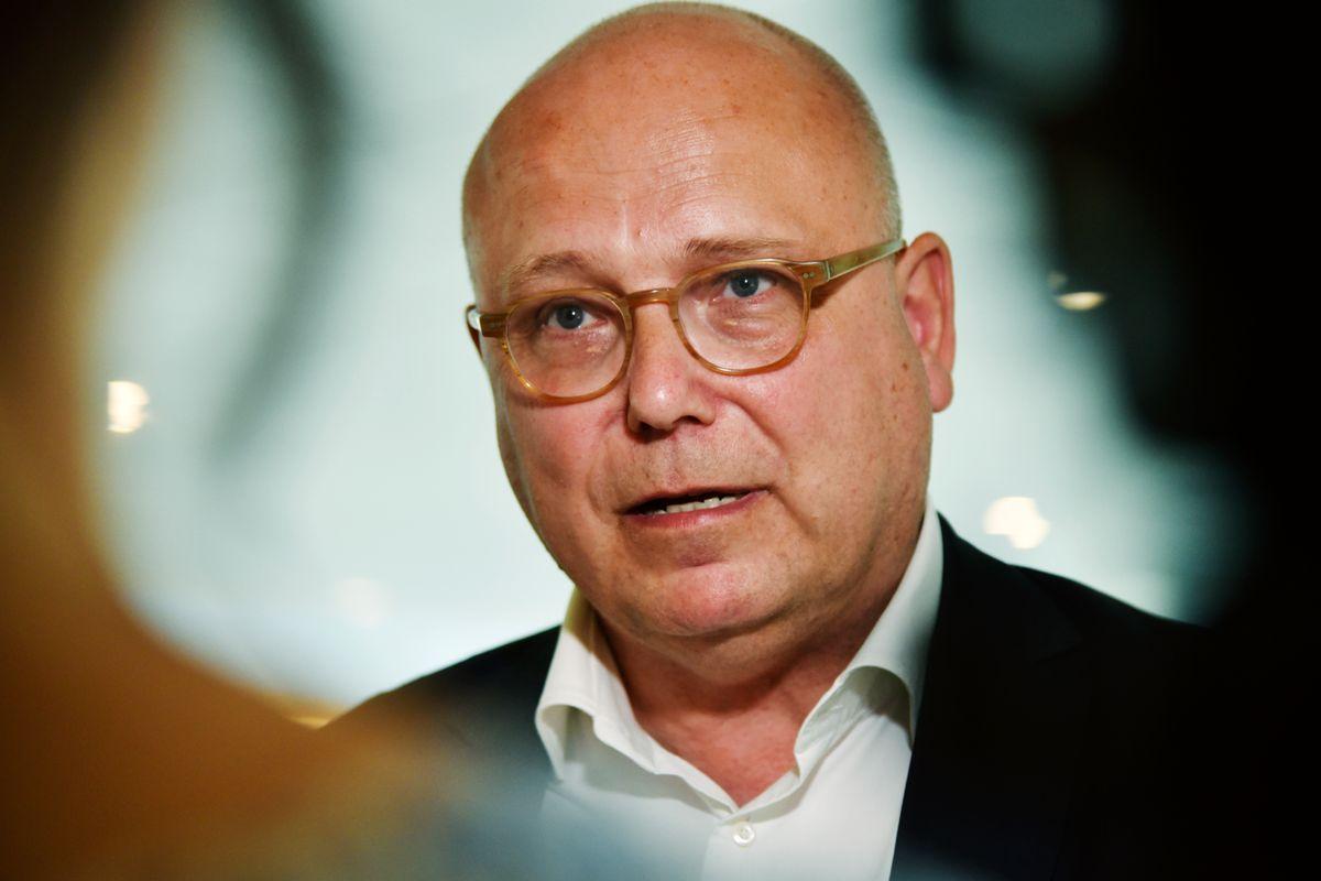 Magnus Ranstorp, terrorexpert.