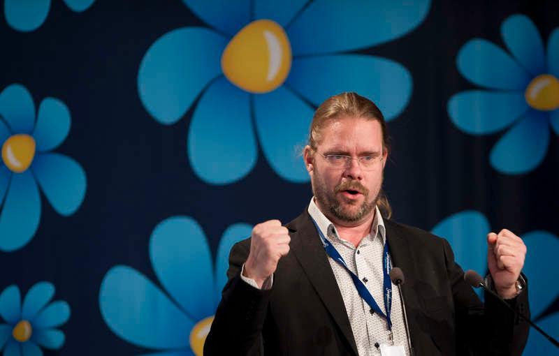 Jörgen Fogelklou, kommunalråd i Göteborg.