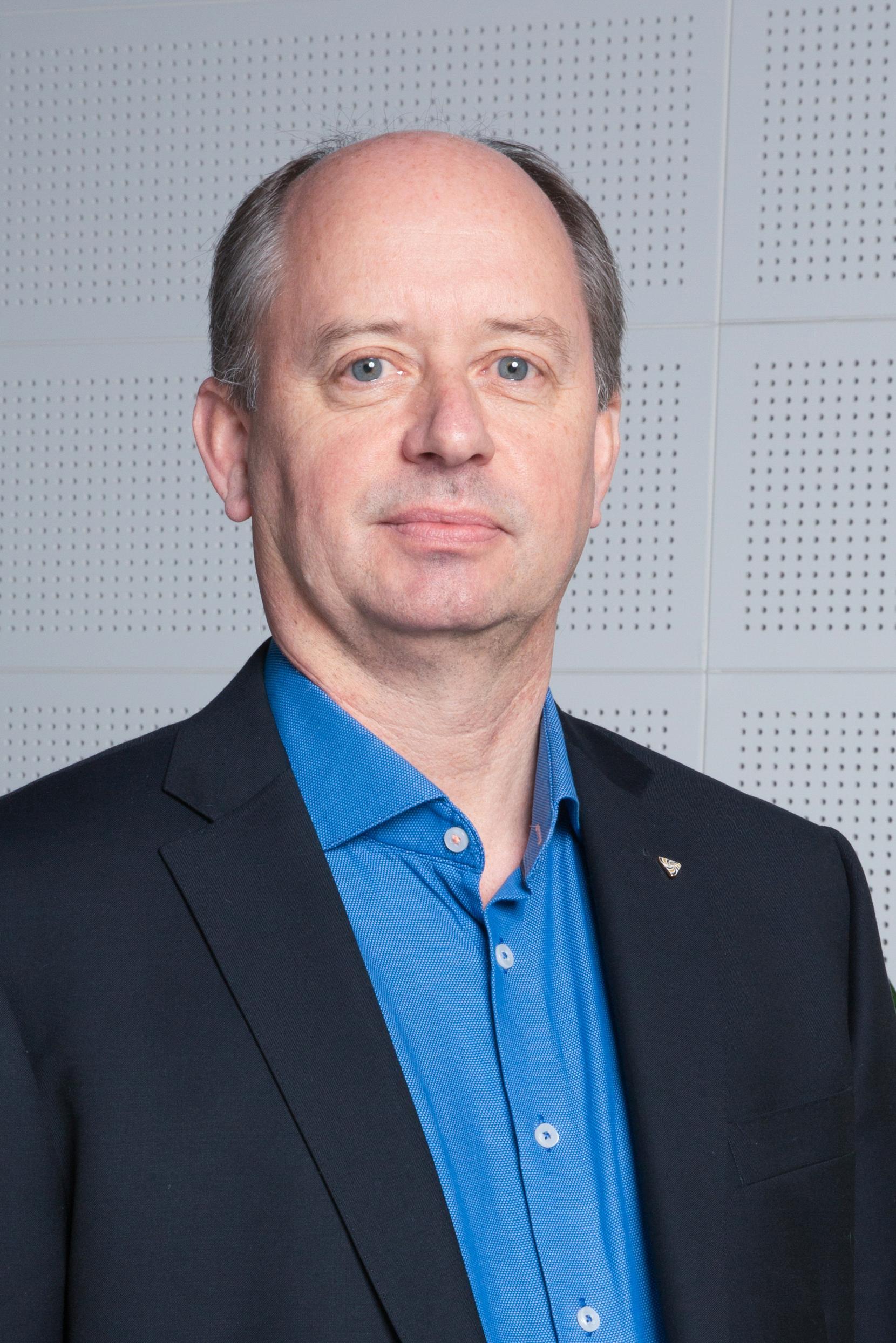 Anders Bäck på Skatteverket.