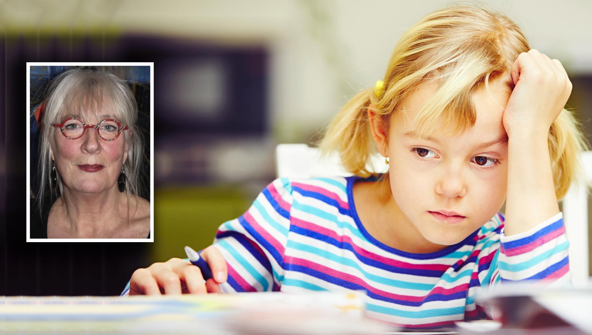 Kreativitet i skolan blir alltmer en bristvara, och de som straffas hårdast av detta är barnen, skriver dagens debattör.