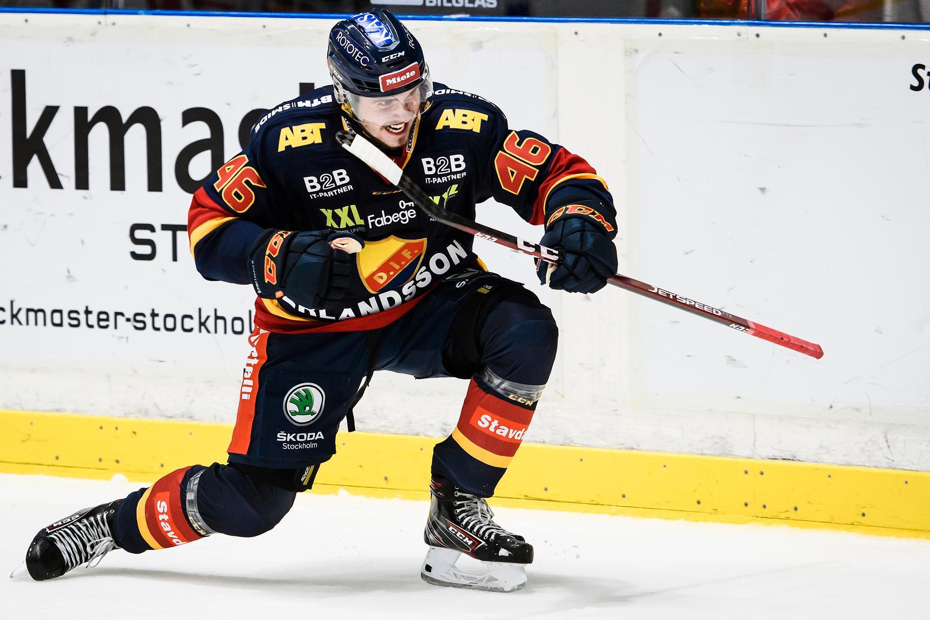 Albin Grewe klar för Mora.