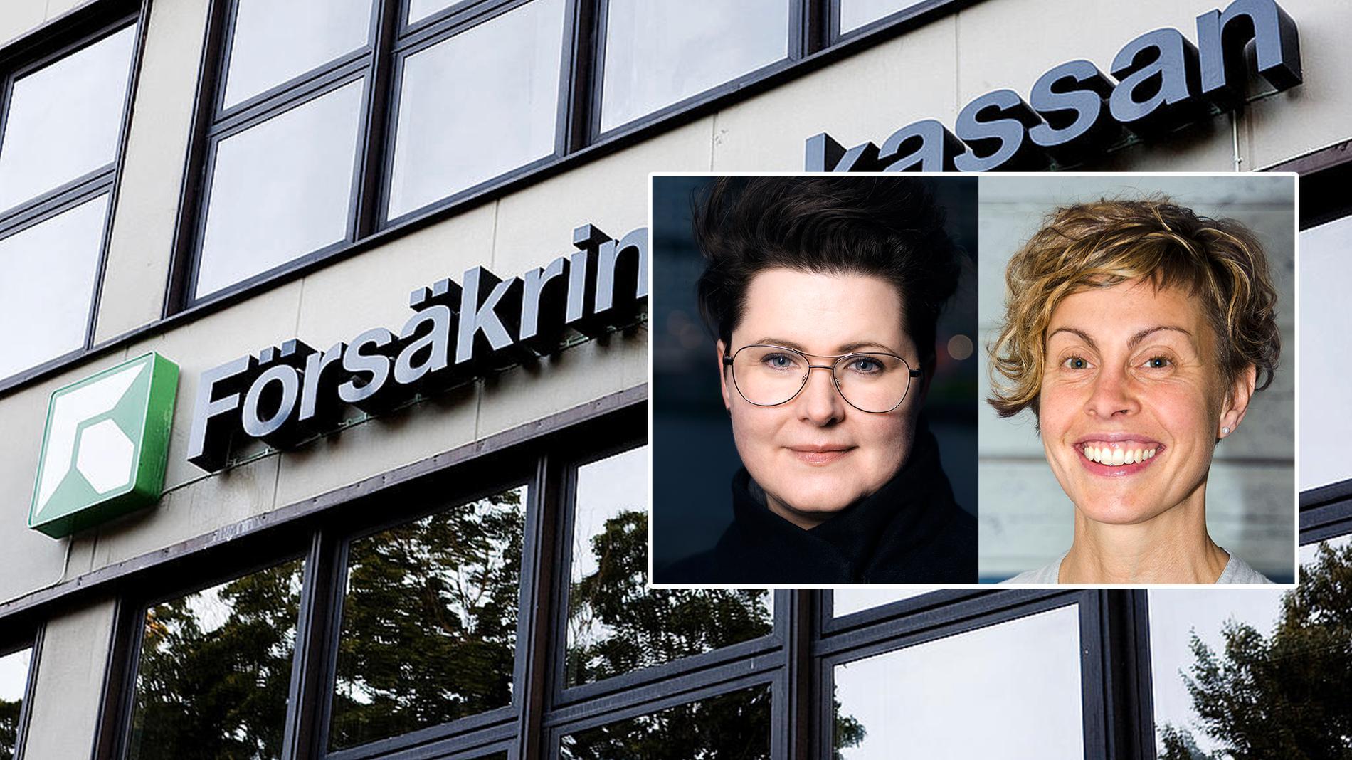 Vi måste börja se värdet av den personliga assistansen, skriver arbetsterapeuterna Ida Kåhlin och Ulrica Lundström.