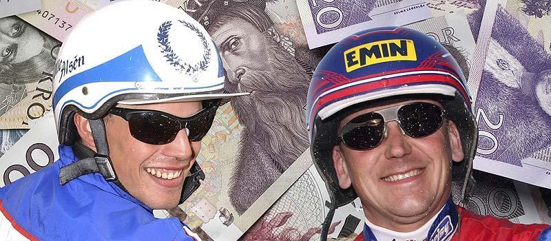Här är killarna som vet hur man levererar en megaskräll. Blir det någon av Olle Alsén eller Daniel Olsson som ser till att en vinnare tar hem 14 miljoner kronor på onsdag?