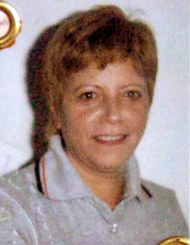 """Kartellledaren Maria Licciardi, även kallad """"Gudmordern"""" eller """"Den lilla flickan""""."""