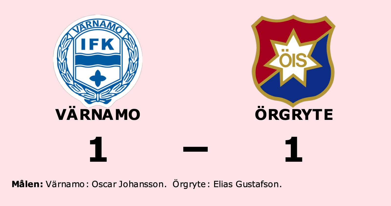 Elias Gustafson poängräddare för Örgryte