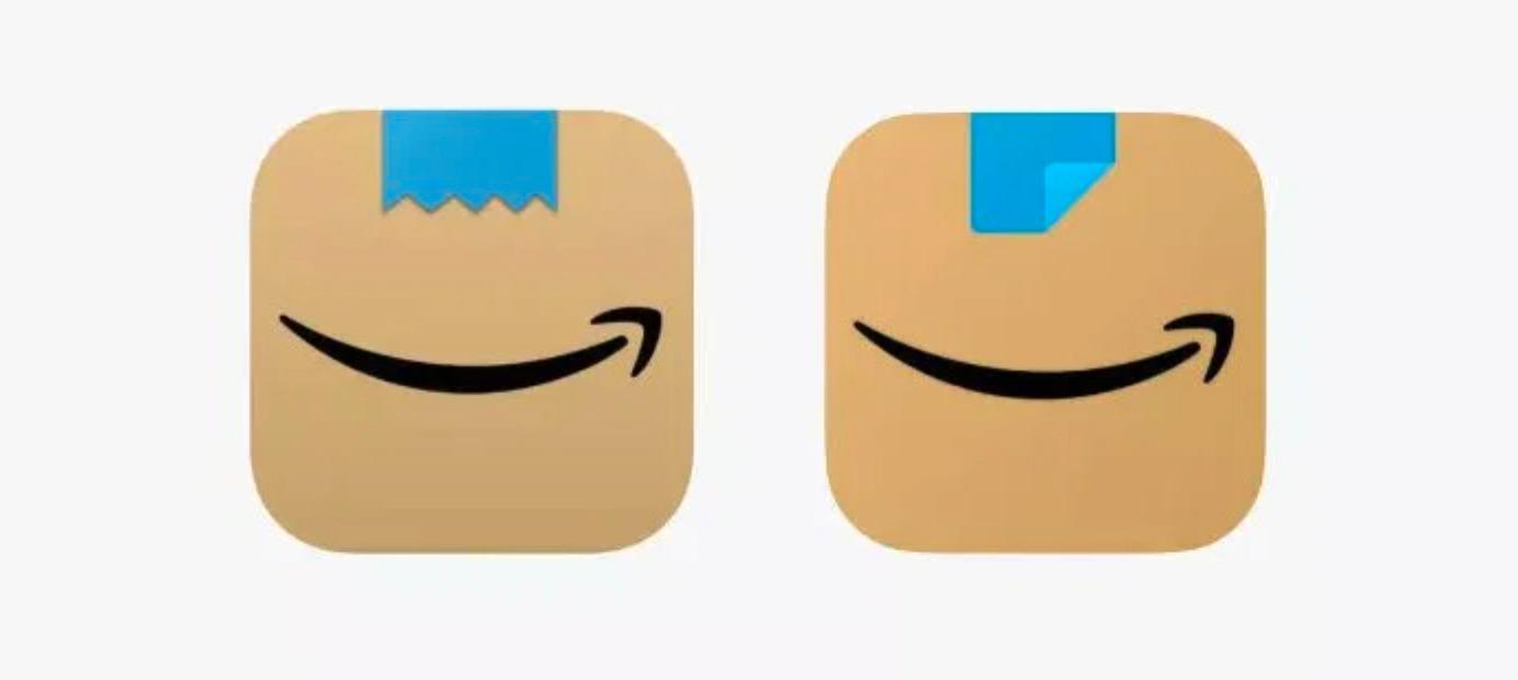 Den förra app-ikonen – och den nya.