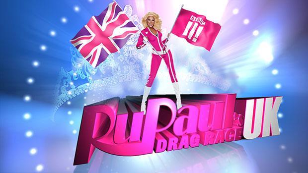 """RuPaul's drag race UK""."