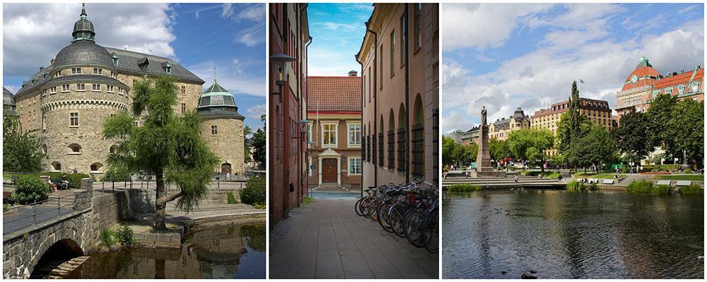 De senaste åren har den utländska turismen exploderat i Örebro.