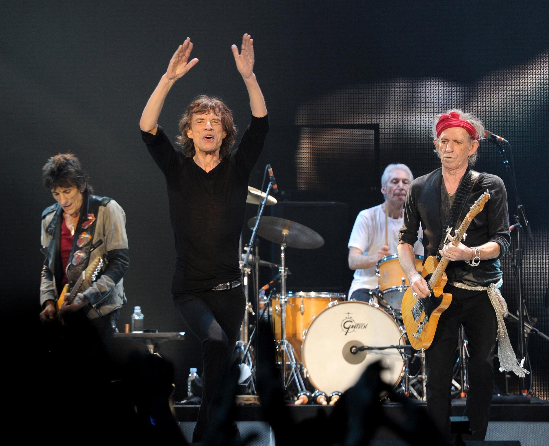 """Om resultatet är nya singeln """"Living in a ghost town"""" borde Rolling Stones sitta i karantän oftare."""